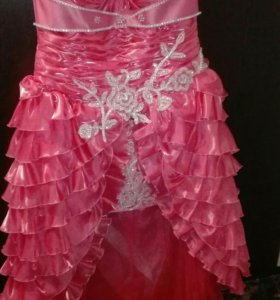 Платье на свадьбу или впускной
