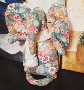 """Мягкая игрушка """"Слон"""""""