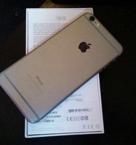 Iphone 6 plus 128 gb Ростест