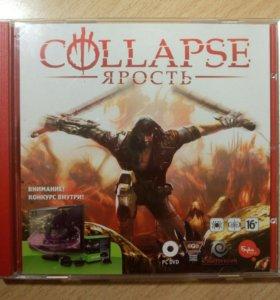 Диск с игрой Collapse: Ярость для ПК