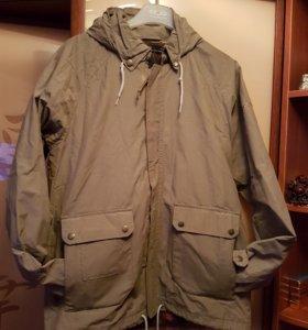 Куртка portlander jacket bonfire
