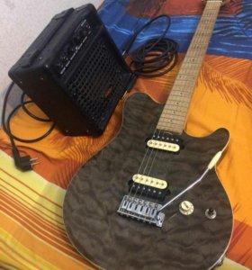 Гитара Olp MM1 + комбо Force SGC-5M