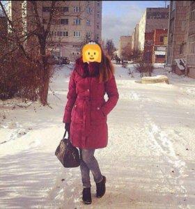 (Зима) пуховик