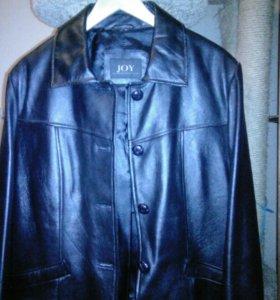 Пиджак кожаный Joy
