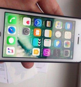 Продам или поменяю айфон 5se