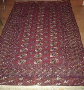 Старинный Туркменский ковер