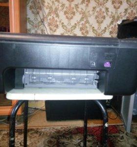 Принтер+сканер . HP