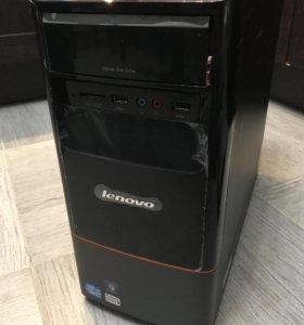 Системный блок Lenovo H430 MT (Intel i5/4Gb/500Gb)