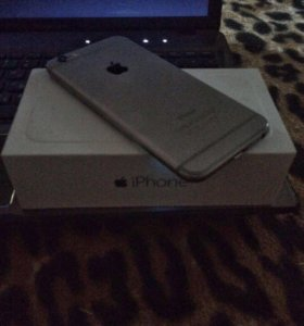 iPhone 6 , 16 gb space gray