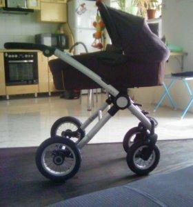 Стильная коляска Mutsi 2в1