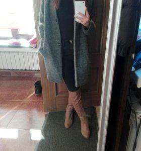 Пальто+сапожки