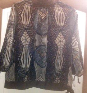 Блузки 46