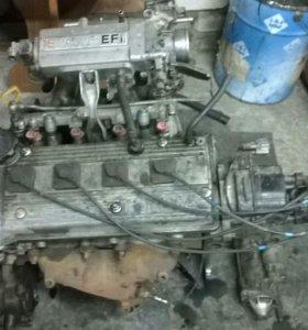 Двигатель 4 E-FE