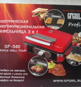 GFGRIL GF-040 гриль с тремя съемными панелями