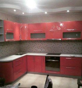 Кухонный гарнитур под Вашу планировку