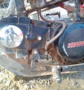 Мотоцикл ИРБИС ТТР125