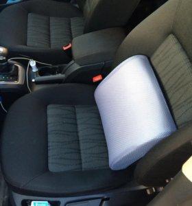Подушка поясничной поддержки для водителей