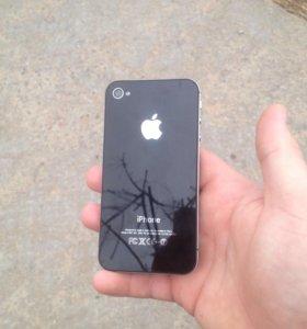 iPhone 4s 16 Gb ( Black)