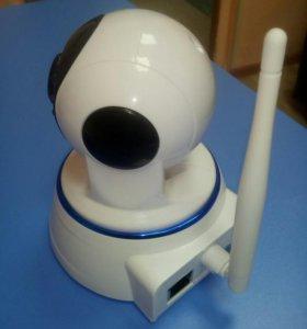 Wi-Fi Видеокамера управляемая