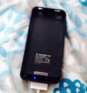 Чехол-аккумулятор iPhone 4/4s