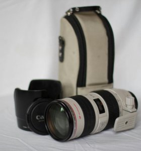 Canon EF 70-200 2.8 L IS