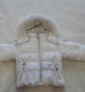 Куртка зимняя 80 р-р