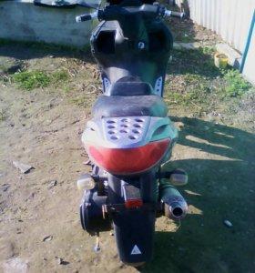 Скутер-150куб.