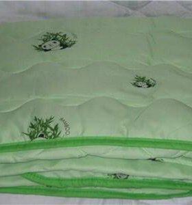 Всесезонное одеяло бамбук 200х220 см