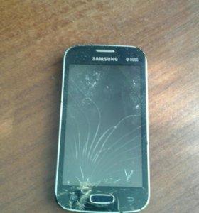 Телефон Samsung Galaxy Star Plus Duos