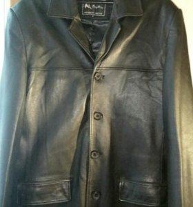 🕶Кожаная куртка - пиджак.