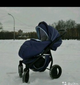 Прогулочная коляска Тутис Зиппи Спорт Плюс