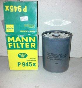 Фильтр топливный на Forb Sierra