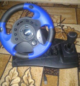 Игровой руль Dialog-21FB Rally-sport 2