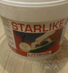 Эпоксидная затирка для плитки Litokol Starlike