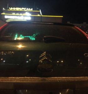 Крышка багажника Ситроен ц4 хетчбэк бу