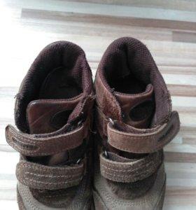 Ботинки geox 30