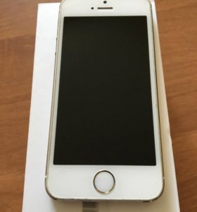 iPhone 5s 16 Гб Gold