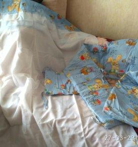 Балдахин на кровать.