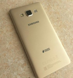 Samsung galaxy a5 2015 gold