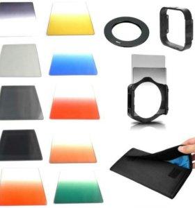 Набор из 10 светофильтров для системы Cokin P