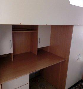 Корпусная мебель в спальню
