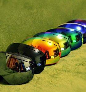 Горнолыжные очки. Маска для сноуборда Copozz