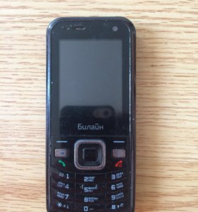 Телефон Билайн , на 2 сим карты