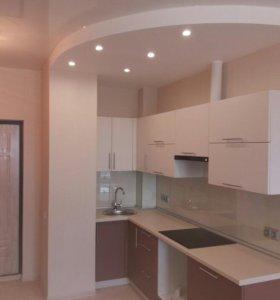 Ремонт и отделка квартир, частных домов, офисов