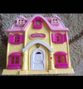 Продам дом для кукол