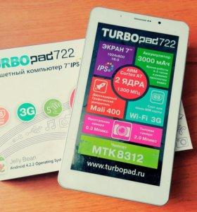 TurboPad 722 3G