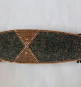 Скейт круизер globe chromantic cruiser teak/floral