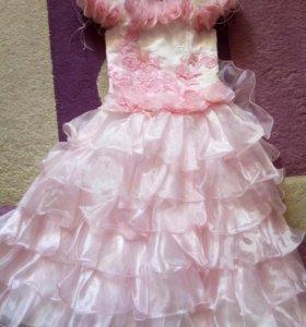 Платье от 7лет
