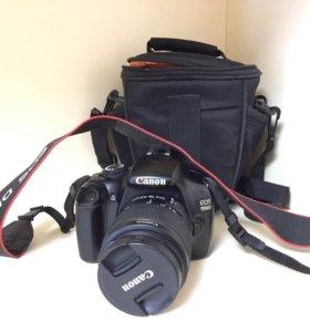 Зеркальная камера Canon D1100