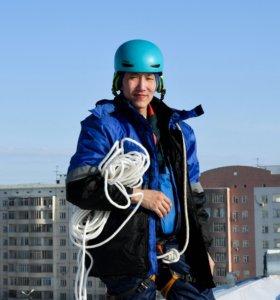Услуги электрика,проектировка электрических  сетей